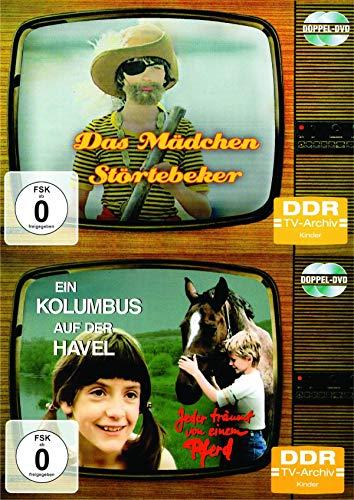 Das Mädchen Störtebeker/Ein Kolumbus auf der Havel - DDR TV Archiv [4 DVDs]