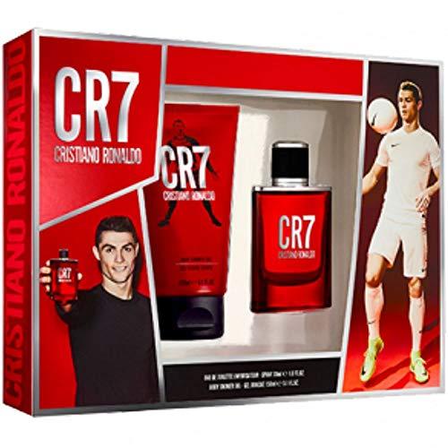 Cristiano Ronaldo Set Fraganze - 180 Ml