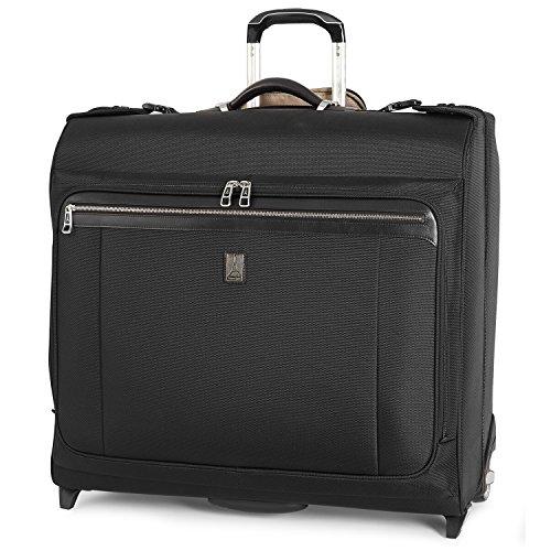 Travelpro Platinum Magna 2-50-Inch Rolling Garment Bag, Black, 50-Inch
