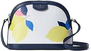 Sylvia X-Large Dome Leather Crossbody Bag