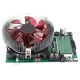 50 W Verstellbare USB Tragkraft Akku Tester LCD Display Konstantstrom Elektronische Last Akku-Kapazität Tester Modul für Power Bank Kapazität Testen mit Kühlkörper Fan