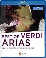Best of Verdi Arias [Blu-ray]