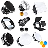 Neewer Camera Speedlite Flash Accessories Kit with...