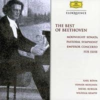 Beethoven: Best of by KUBELIK / BOHM / MENUHIN / OISTRAKH / KEMPF (1996-09-02)