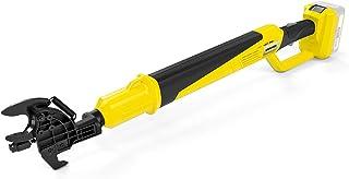 Kärcher 18 V Podadora TLO 18-32, hoja de bypass, gancho para ramas, potencia de corte: 250 Nm, máx. 3 cm de diámetro de rama, longitud: 91 cm, compatible con batería Kärcher 18 V, batería no incluida