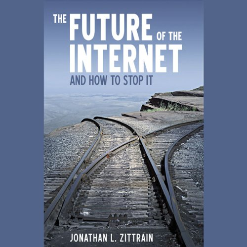 The Future of the Internet audiobook cover art