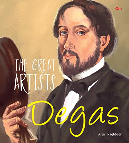 Great Artists: Degas (English Edition)