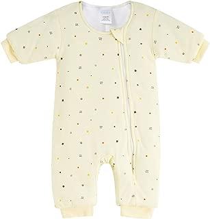 LAKALA Baby Sleep Sack/Swaddle Transition Product - Yellow - 6-9 Months