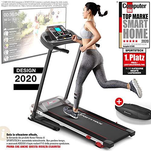 Sportstech F10 Cinta Correr Modelo 2020 - Marca Calidad