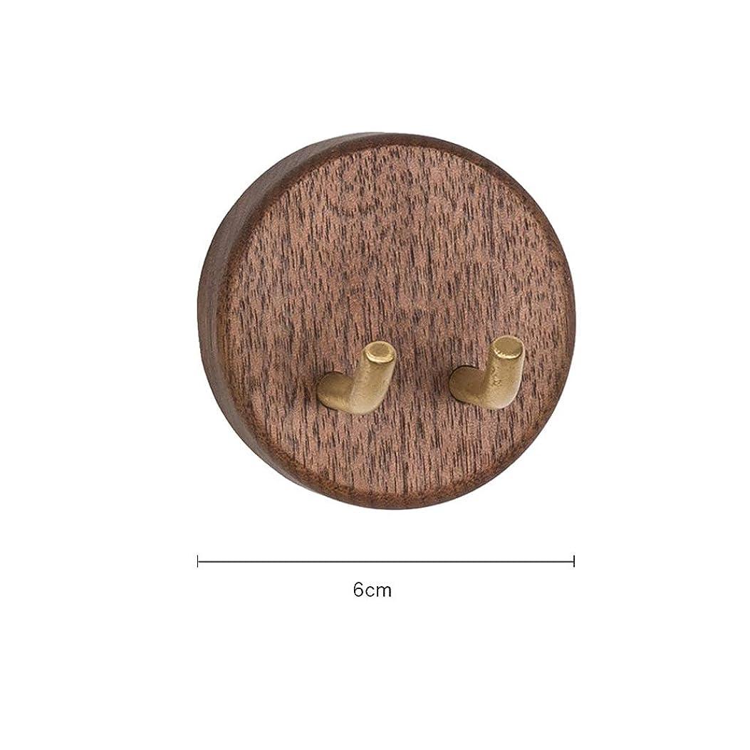 レクリエーション請求書共感するヘアドライヤーウォールマウントホルダー、ダイソン超音速ヘアドライヤーのための純木のハンガーブラケット、浴室の棚の無料パンチ,4