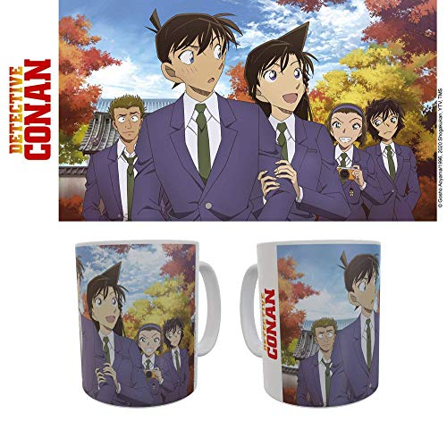 Detektiv Conan - Shinichi & Ran - Tasse - original & lizensiert