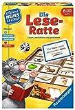Ravensburger 24956 Spielen und Lernen Die Lese-Ratte Lernspiel