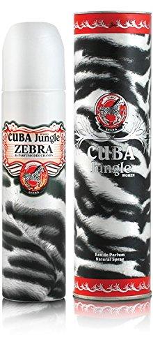 Cuba, Agua de perfume para mujeres - 100 gr.