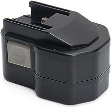 2100mAh 12.0V Ni-MH Batterie pour AEG BS12X