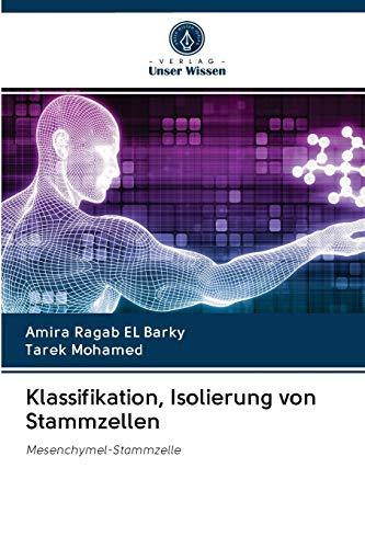 Klassifikation, Isolierung von Stammzellen: Mesenchymel-Stammzelle