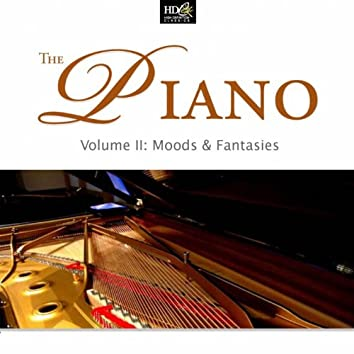 The Piano Vol. 2 (Moods and Fantasies, the Best of Debussy)