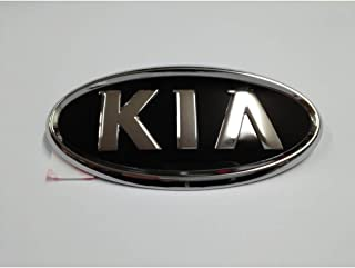 Kia Motors Front Hood Grill KIA Logo Emblem 1-pc For 12 13 14 Kia Rio : All New Pride