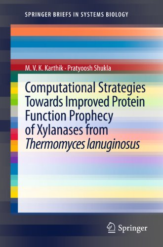 Computational Strategies Towards Improved Protein Function Prophecy of Xylanases from Thermomyces lanuginosus (SpringerBriefs in Systems Biology) (English Edition)