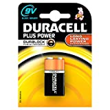 Duracell Plus Power Single-use battery 9V Alcalino 9 V - Pilas (Single-use battery, 9V, Alcalino, Pe...