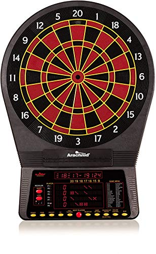 Arachnid Cricket Pro 800 Electronic Dartboard with...