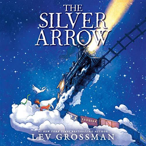 The Silver Arrow audiobook cover art