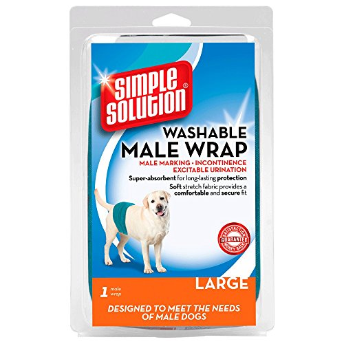 Simple Solution Dog Diaper Washable