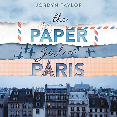 The Paper Girl of Paris cover art