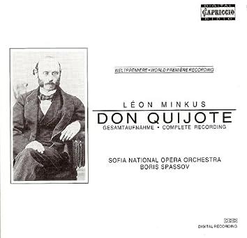 Minkus, L.: Don Quixote [Ballet]
