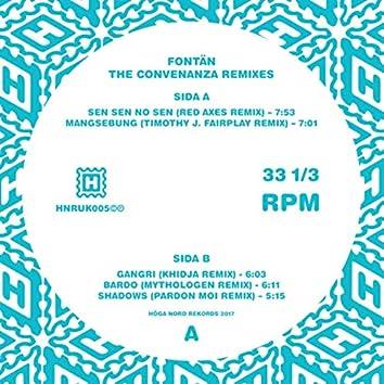 The Convenanza Remixes
