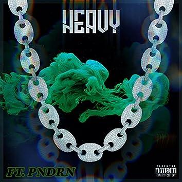 Heavy (feat. Pndrn) [Remix] (Remix)
