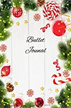 Weihnachten / Notizbuch, Weihnachten, Neujahr, Silvester, Bullet Journal, Geschenkidee, Softcover, 68 Seiten dotted: Notiz...