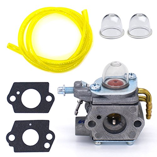 FitBest Carburetor for Homelite UT-21506 UT-21907 UT-21546 UT-21566 UT-21947# 308054001 String Trimmer Carb