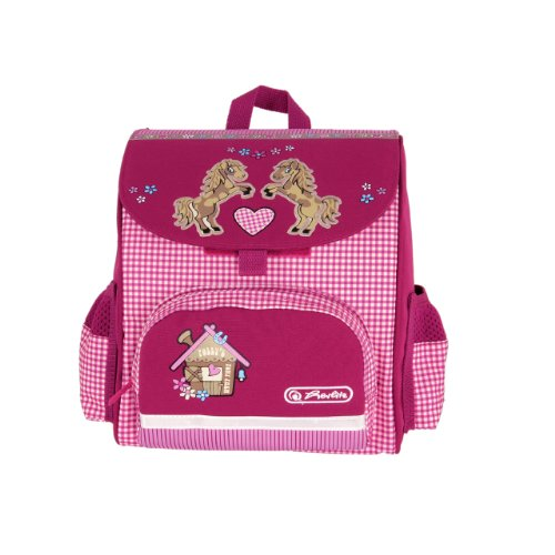 Herlitz 11351137 - Mini Softbag Pony Farm