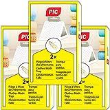 PIC - 6X - Trampa para polillas de la Ropa - remedio contra Las polillas de la...