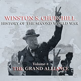 Couverture de Winston S. Churchill: The History of the Second World War, Volume 3 - The Grand Alliance