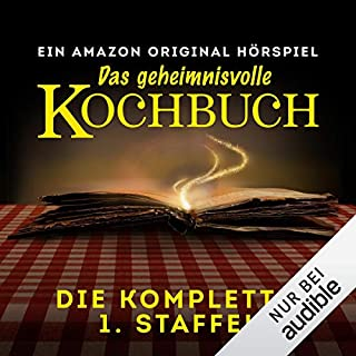 Das geheimnisvolle Kochbuch: Die komplette 1. Staffel Titelbild