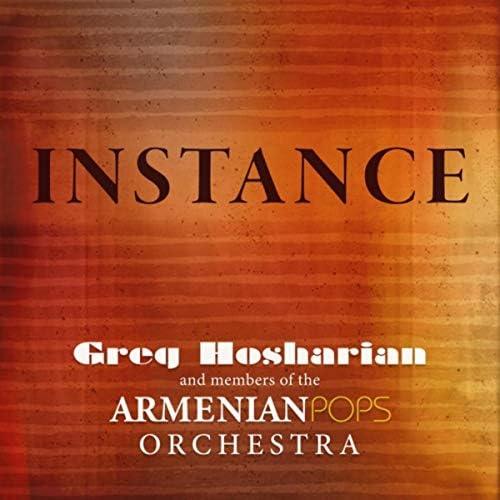 Greg Hosharian & Armenian Pops Orchestra