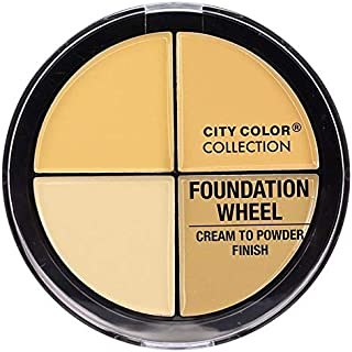 Foundation Whell From City Color