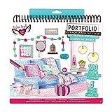 Fashion Angels Interior Design Sketch Portfolio 11510 Full Size Sketch Book, Coloring & Activity Book
