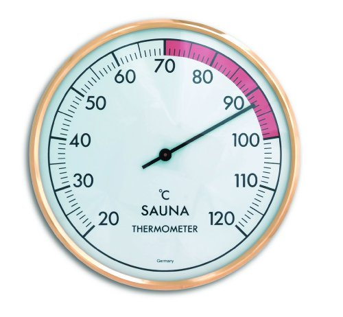 TFA 40.1011 Sauna-Thermometer / 16 cm