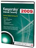 Kaspersky Lab Internet Security 2009, 1 User, DVD, Box, DE - Seguridad y antivirus (1 User, DVD, Box, DE, 300 MHz, DEU, Caja, PC, DVD, -Microsoft Windows XP Home / Professional(x64))