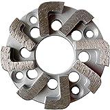 LXDIAMOND Anello abrasivo diamantato 84 mm Premium disco per calcestruzzo adatto per fresatrici di ristrutturazione Protool Festool Renofix RG 80 - RGP 80 testa utensili DIA HARD-RG 84 mm