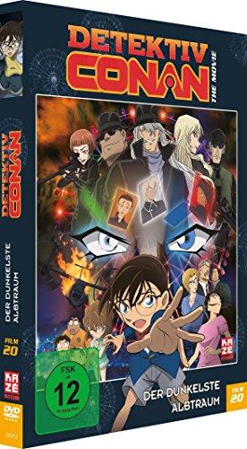 Detektiv Conan: Der dunkelste Albtraum - 20.Film - [DVD]