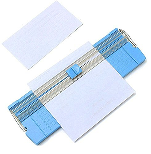 Katoot@ Popular Useful A4/A5 Precision Paper Photo Trimmers Cutter Scrapbook Trimmer Lightweight Cutting Mat Machine for Home Office