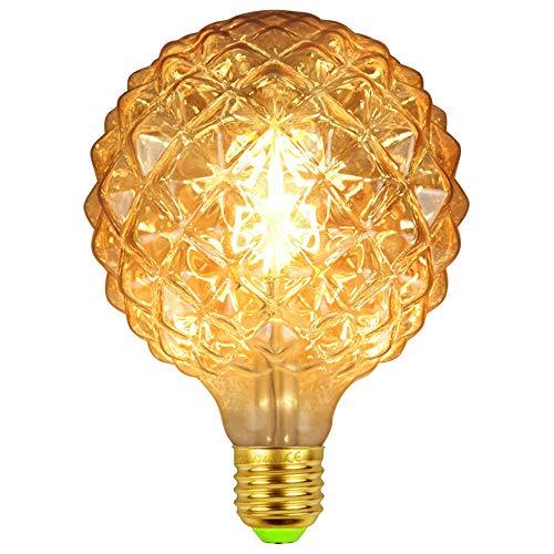 LED-Ananaslampe Glühlampe Warmes Licht Edison-Glühlampe E27