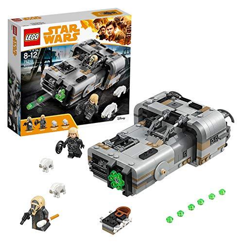 LEGO- Star Wars Il Landspeeder di Moloch, Multicolore, 75210