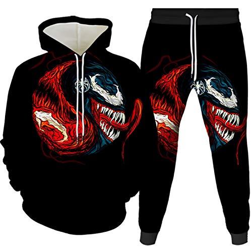 Venom - Sudadera con capucha y capucha...