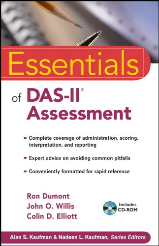 Essentials of DAS-II Assessment (Essentials of Psychological Assessment Book 58)