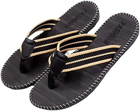 Men's Women's Flip Flops Casual Comfort Thong Sandals Non-Slip Slippers