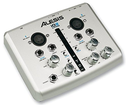 ALESIS IO2 EXPRESS de interfaz USB-AUDIO IO2 EXPRESS (epítome progrado) [1]